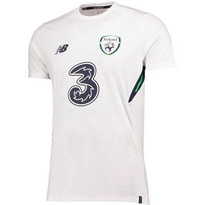 Republic of Ireland Elite Training Motion Training Top – White All items