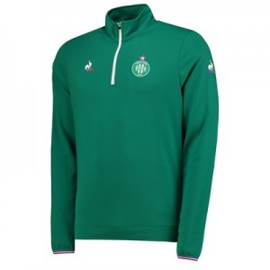 St Etienne Training Quarter Zip Top – Green All items
