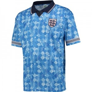 England 1990 World Cup Finals Third Shirt All items