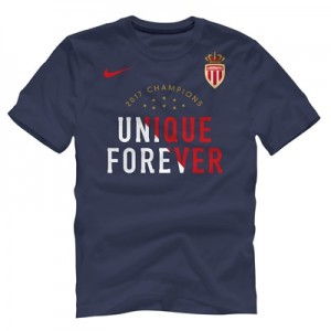 AS Monaco League Champions 2017 T-Shirt All items