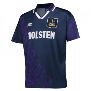 Tottenham Hotspur 1994 Umbro Away Shirt All items