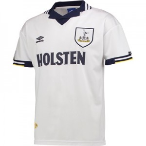 Tottenham Hotspur 1994 Umbro Home Shirt All items