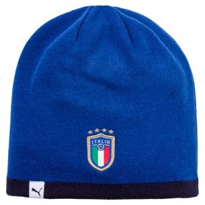 Italy Reversible Beanie – Blue All items