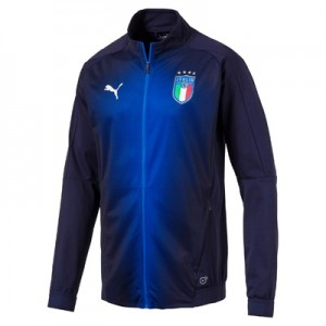 Italy Training Stadium Jacket – Navy All items