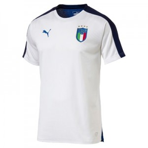 Italy Training Stadium Jersey – White All items