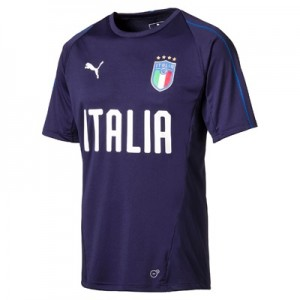 Italy Training Jersey – Navy All items