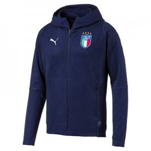 Italy Casuals Full Zip Hoodie – Navy All items