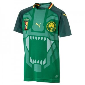 Cameroon Home Shirt 2018 – Kids T-shirts