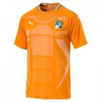 Ivory Coast Home Shirt 2018 T-shirts