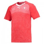 Switzerland Home Shirt 2018 T-shirts