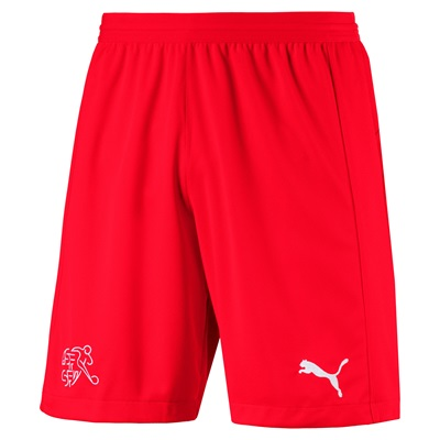 Switzerland Home Shorts 2018 All items