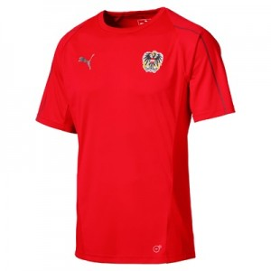 Austria Training Jersey – Red All items