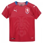 Czech Republic Home Shirt 2018 – Kids T-shirts