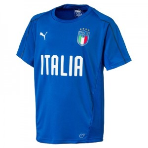Italy Training Jersey – Blue – Kids Clothing