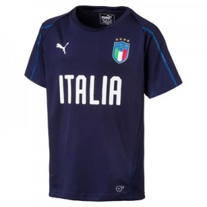 Italy Training Jersey – Navy – Kids Clothing