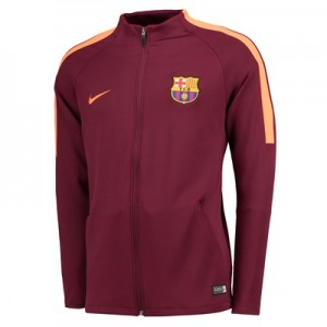 Barcelona Strike Track Jacket – Maroon Clothing