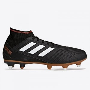 adidas Predator 18.3 Soft Ground Football Boots – Black All items