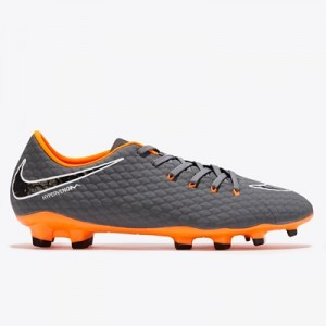 Nike Hypervenom Phantom 3 Academy Firm Ground Football Boots – Dark Gr All items