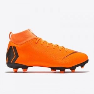 Nike Mercurial Superfly 6 Academy Multi Ground Football Boots – Orange All items