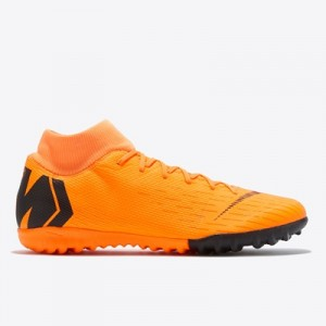 Nike Mercurial SuperflyX 6 Academy Astroturf Trainers – Orange All items