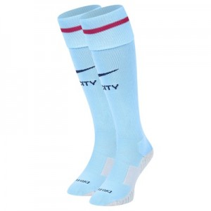 Manchester City Home Match Socks 2017-18 All items