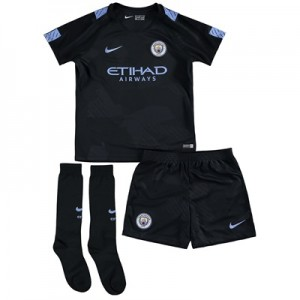 Manchester City Third Stadium Kit 2017-18 – Little Kids All items