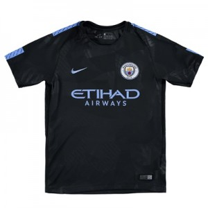 Manchester City Third Stadium Shirt 2017-18 – Kids All items