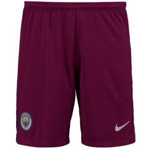 Manchester City Away Stadium Shorts 2017-18 – Kids All items