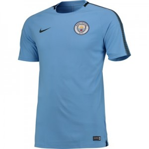 Manchester City Squad Training Top – Light Blue All items
