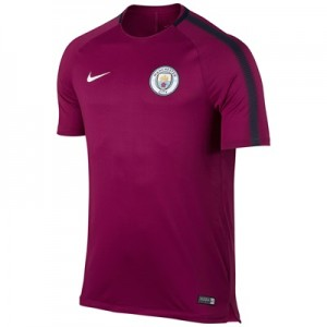 Manchester City Squad Training Top – Maroon All items