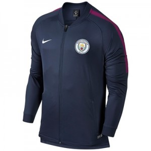 Manchester City Squad Track Jacket – Navy All items