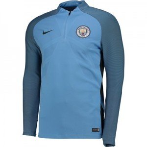 Manchester City Strike Aeroswift Drill Top – Light Blue All items