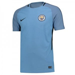 Manchester City Strike Aeroswift Training Top – Light Blue All items