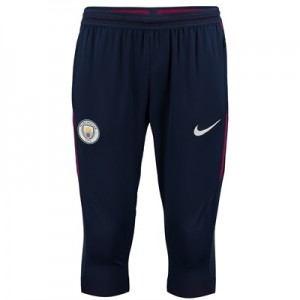 Manchester City Strike 3/4 Pant – Navy All items