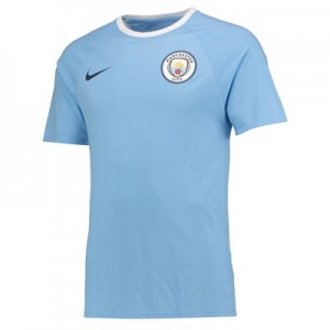 Manchester City Match T-Shirt – Light Blue All items