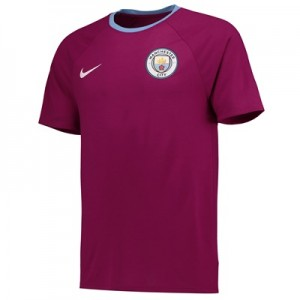 Manchester City Match T-Shirt – Maroon All items