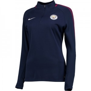 Manchester City Squad Drill Top – Navy – Womens All items