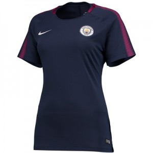 Manchester City Squad Training Top – Navy – Womens All items