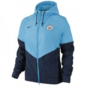 Manchester City Authentic Windrunner – Navy – Womens All items