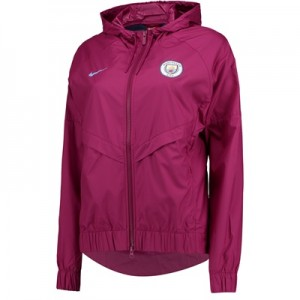 Manchester City Authentic Windrunner – Maroon – Womens All items