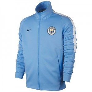 Manchester City Franchise Jacket – Light Blue All items