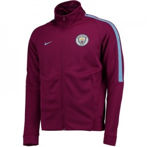 Manchester City Franchise Jacket – Maroon All items