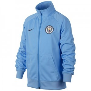 Manchester City Core Track Jacket – Light Blue – Kids All items
