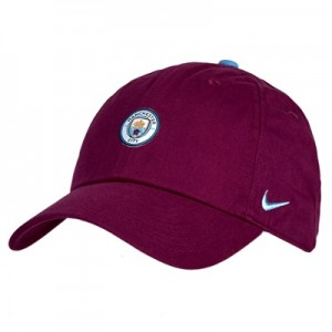 Manchester City Core Cap – Maroon All items