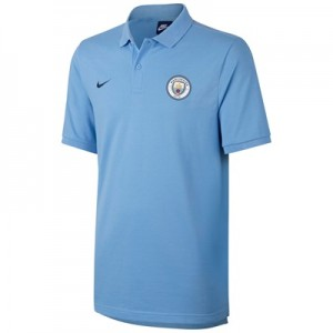 Manchester City Core Polo – Light Blue All items