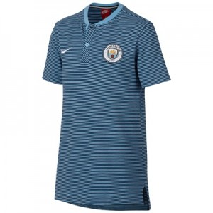 Manchester City Authentic Grand Slam Polo – Light Blue – Kids All items