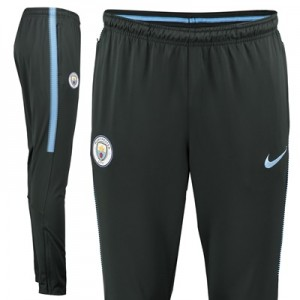 Manchester City Squad Track Pant – Green All items