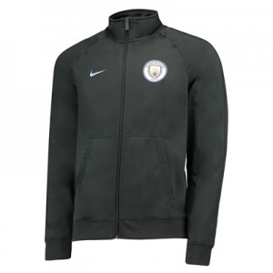 Manchester City Core Track Jacket – Green All items