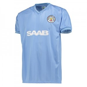 Manchester City 1984 Home Shirt All items
