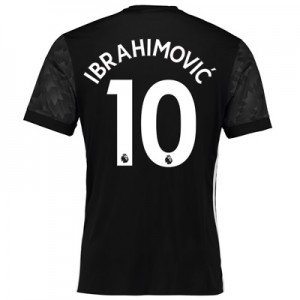 Manchester United Away Shirt 2017-18 with Ibrahimovic 10 printing All items